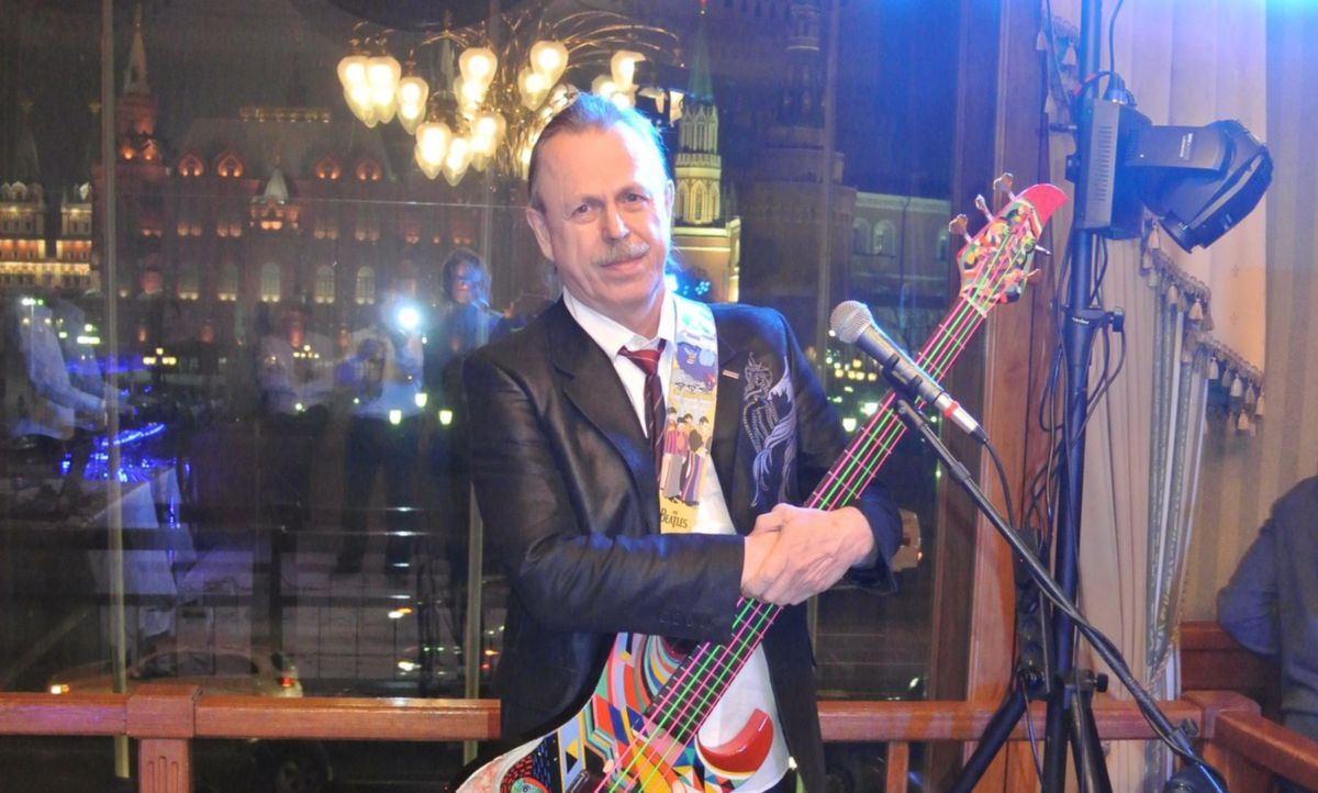 Сергей Курзанов