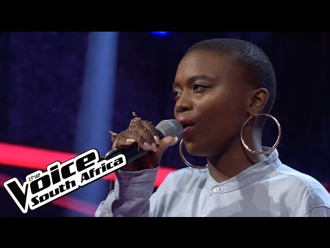 Zoë Modiga sings 'Take Me to Church'  | The Blind Auditions | The Voice South Africa 2016