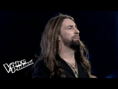 "Łukasz Łyczkowski - ""Imagine"" - Live 3 - The Voice of Poland 8"