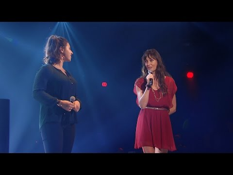 Robin vs Leen - 'Angels' | The Battles | The Voice van Vlaanderen | VTM
