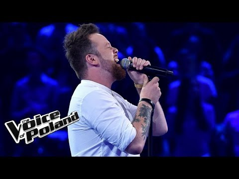"Krzysztof Płonka - ""Wonderwall""  - The Voice of Poland 8"
