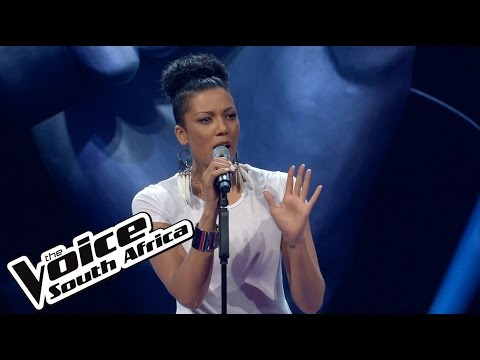 Tracey-Lee sings 'Bridge Over Troubled Water' | The Blind Auditions | The Voice South Africa 2016