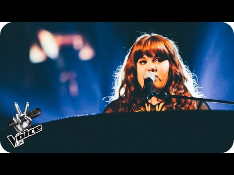 Heather Cameron-Hayes performs 'Sorry': The Live Semi-Finals - The Voice UK 2016