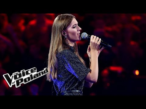 "Magdalena Dąbkowska - ""Dłoń""  - The Voice of Poland 8"