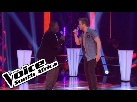 Clemour and Justin Swallow sing 'Roar'  | The Battles | The Voice SA 2016