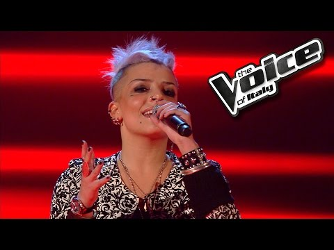 Francesca Giuliani - Com'è straordinaria la vita - The Voice of Italy 2016: Blind Audition