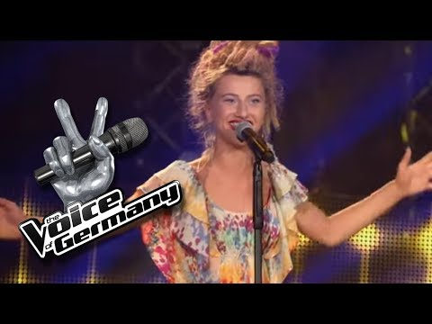 Annie Lennox - I Put A Spell On You | Natia Todua Cover | The Voice of Germany 2017 | Blind Audition