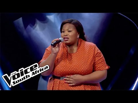 Thembeka sings 'Brand New Me' | The Blind Auditions | The Voice South Africa 2016