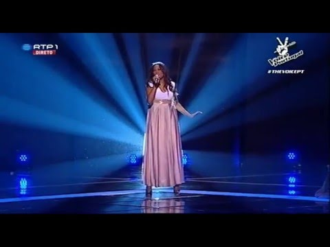 "Soraia Tavares – ""I believe I can fly"" - 2ª Gala - The Voice Portugal 