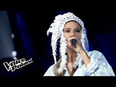 "Edyta Górniak - ""Andromeda"" - Live 4 - The Voice of Poland 8"