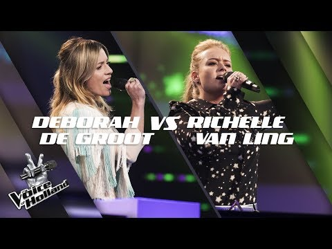 Deborah de Groot vs. Richelle van Ling – Ik Was Toch Je Meisje | The voice of Holland | The Battle
