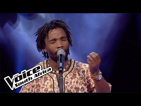 Mbijana sings 'Redemption Song' | The Blind Auditions | The Voice South Africa 2016