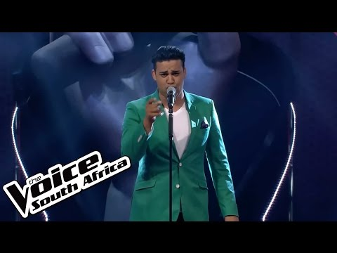 "Robin Pieters sings ""I Have Nothing"" 
