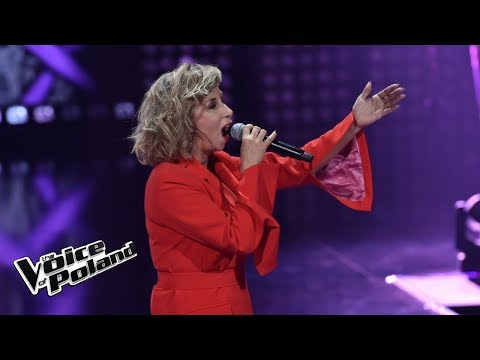"Aga Dębowska - ""(You Make Me Feel Like) A Natural Woman"" - Live 3 - The Voice of Poland 8"