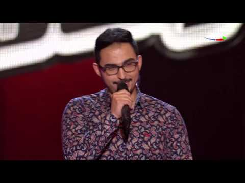 Bahtiyar Gasimov - This Woman's Work | Blind Audition | The Voice of Azerbaijan 2015
