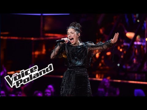 "Natalia Zastępa - ""Dłoń"" - Live 2 - The Voice of Poland 9"