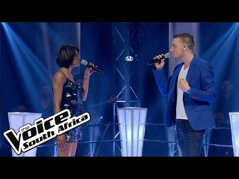Chris Werge and Kim Collins sing 'Stay With Me' | The Battles | The Voice SA