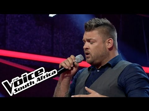 Meyrand sings 'This is a Man's World' | The Blind Auditions | The Voice South Africa 2016