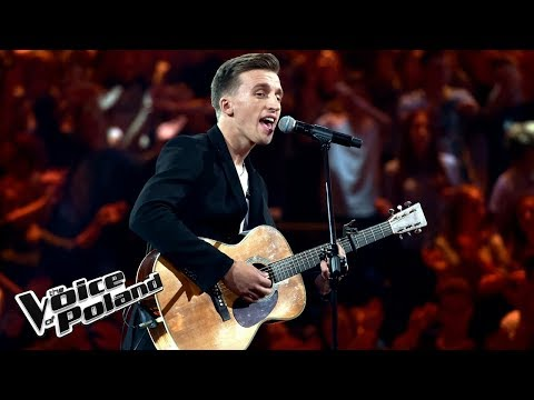 "Volodymir Borovskyi - ""Like I'm Gonna Lose You""  - The Voice of Poland 8"