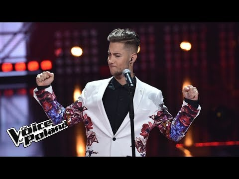 "Michał Szczygieł - ""Hold Back The River"" - Live 3 - The Voice of Poland 8"