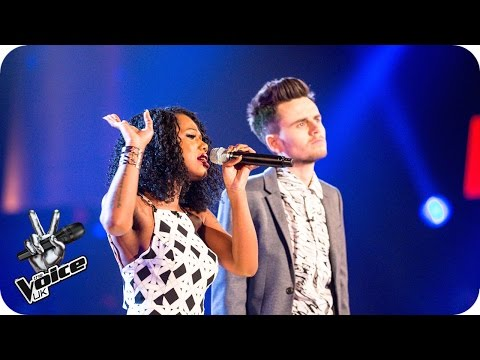 Tom Milner Vs Brooklynne Richards: Battle Performance - The Voice UK 2016 - BBC One