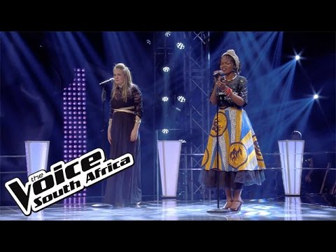 Tulla Eckhart and Thapelo Lekoane sing 'High and Dry' | The Battles | The Voice SA 2016