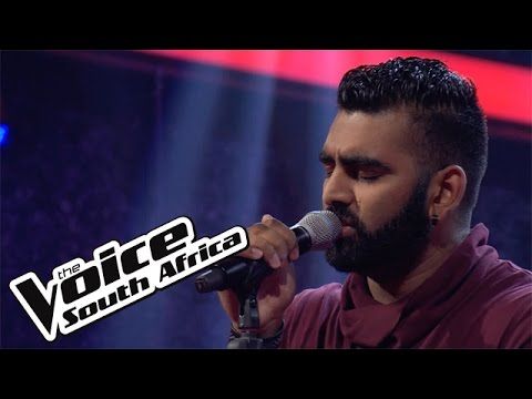 "Lendel Moonsamy sings ""Iris"" 