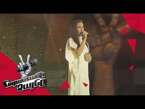 Anna Danielyan sings 'Возвращайся' – Gala Concert – The Voice of Armenia – Season 4