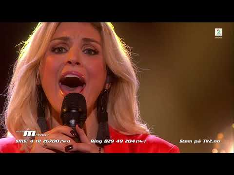 Dina Sæle Ek - Darkness, Darkness (The Voice Norge 2017)