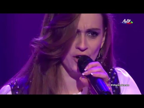 Aliya Novruzova vs. Dariya Tropkina - Rolling In the Deep | Battles | The Voice of Azerbaijan 2015
