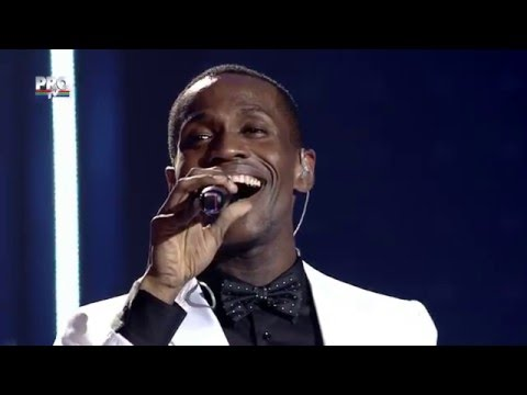 Michel Kotcha-Unchained melody(Righteous Brothers)-Vocea Romaniei 2015-Finala LIVE 4- Ed. 15-Sezon5