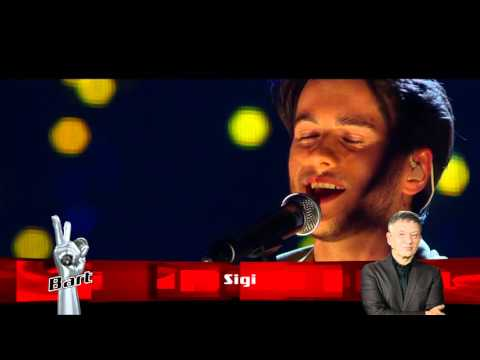 Sigi - 'Thinking out loud' | Liveshow | The Voice van Vlaanderen | VTM