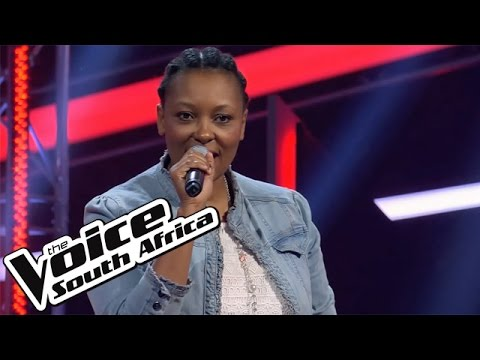 "Sibongile Sibeko sings ""Feel Good"" 