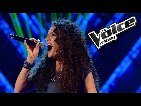 Vanessa Catarinelli - Sax - The Voice of Italy 2016: Blind Audition