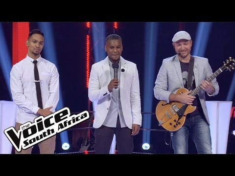 Jeremy Olivier and Austin Lurring sing 'Just the Way You Are' | The Battles | The Voice SA