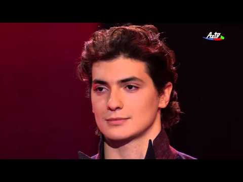 Bakhtiyar Gasimov vs Riyad Abdulov - İnce Bellim | Battles | The Voice of Azerbaijan 2015