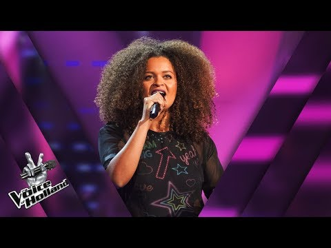 Oes – Despacito | The voice of Holland | The Blind Auditions | Seizoen 8
