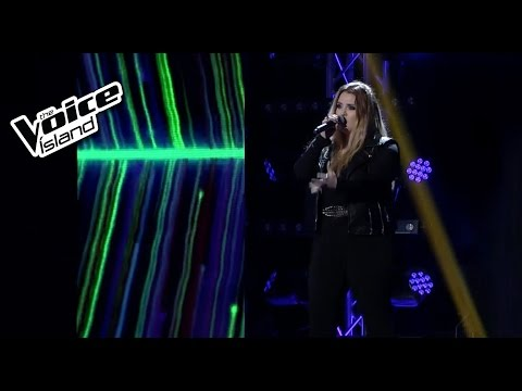 Elísabet Ormslev - Set Fire To The Rain | The Voice Iceland 2015 | Semi - finals