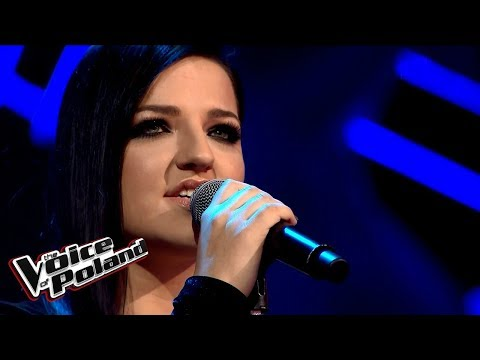 "Aleksandra Tocka - ""Wielka dama"" - Live 1 - The Voice of Poland 9"