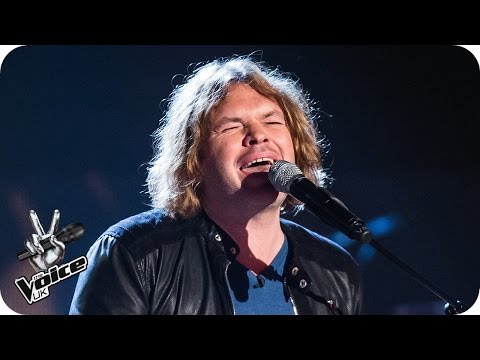 Leighton Jones performs 'Heaven Help Us All'  - The Voice UK 2016: Blind Auditions 7