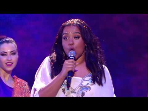 Lola - 'Wonder' | Liveshow | The Voice van Vlaanderen | VTM