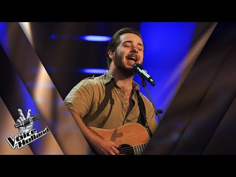 Rowan du Chatenier – Arms Of A Woman | The voice of Holland | The Blind Auditions | Seizoen 8