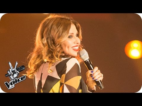 Beth Morris performs 'Jumpin' Jack Flash': Knockout Performance - The Voice UK 2016