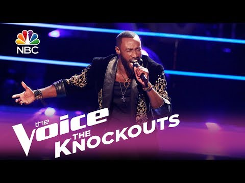 "The Voice 2017 Knockout - Stephan Marcellus: ""Impossible"""