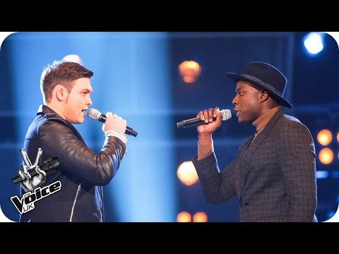 Jolan Vs Efe Udugba: Battle Performance - The Voice UK 2016 - BBC One