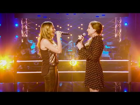Lisa vs Indra - 'Halo' | The Battles | The Voice van Vlaanderen | VTM