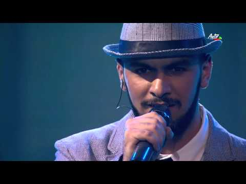 Shahriyar Ramazanzadeh - Englishman in New York | 1/2 final | The Voice of Azerbaijan 2015