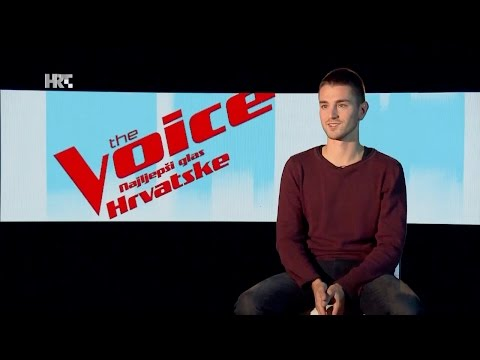 Upoznajte Marjana - The Voice of Croatia - Season2 - Blind Auditions5