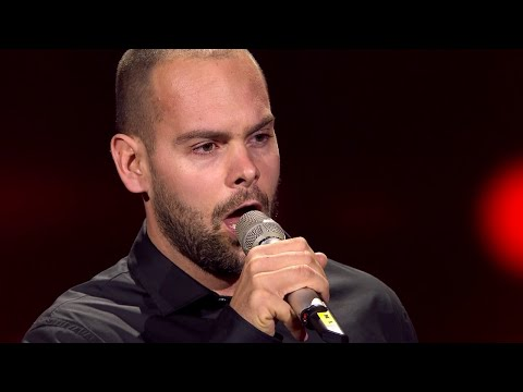 "Edgar Rupena: ""Granada"" - The Voice of Croatia - Season2 - Blind Auditions1"