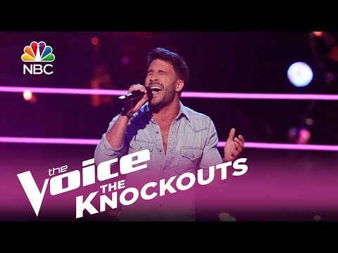 "The Voice 2017 Knockout - Mitchell Lee: ""I'll Be"""